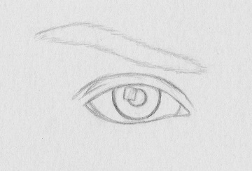 how-to-draw-eyes-step-1